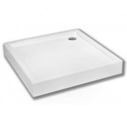Brodzik kwadratowy COMPETIA/K (80x80x14cm)