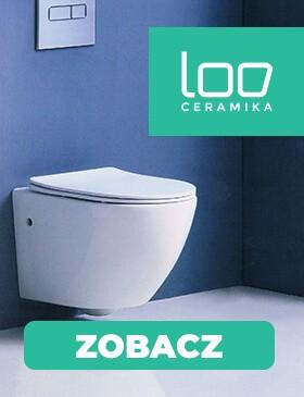 Ceramika LOO do łazienki